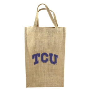 Texas Christian 2-Bottle Tote