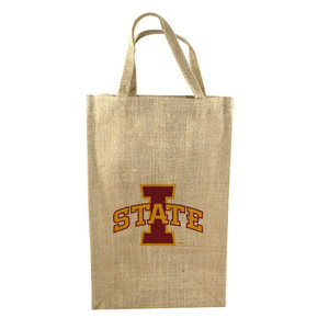 Iowa State 2-Bottle Tote