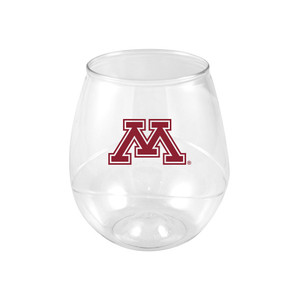 Minnesota 16oz Plastic Beverage (set of 4)