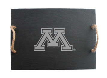 Minnesota Slate Server w/ Rope Handles
