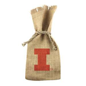University of Illinois 1-Bottle Tote