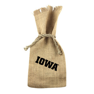 University of Iowa 1-Bottle Tote