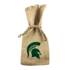 Michigan State 1-Bottle Tote