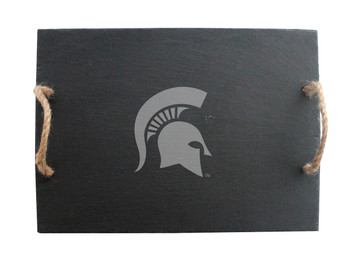 Michigan State Slate Server with Rope Handles