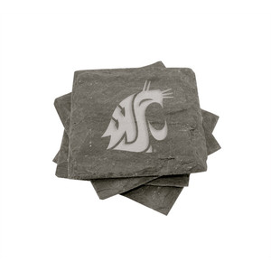Washington State Slate Coasters (set of 4)