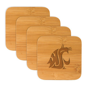 Washington State Bamboo Coasters
