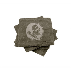 Florida State Slate Coasters (set of 4)
