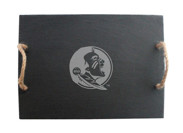 Florida State Slate Server w/ Rope Handles