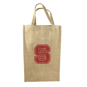 North Carolina State 2-Bottle Tote