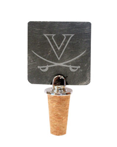 Virginia Slate Bottle Stopper