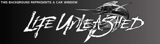 Life Unleashed Marlin Decal