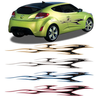 1216  Eluder - Illusions Professional Automotive Graphics   Available in 4 color options