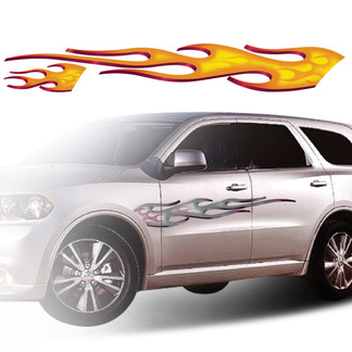 FAS GRAPHICS Professional Vehicle Graphics - V04 Caliente II
