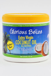 Glorious Belize Coconut Oil 725ml