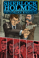 Sherlock Holmes: Victorian Knights Graphic Novel