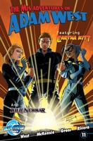 The Mis-Adventures of Adam West: Volume 2, Issue #11