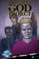 John Saul's: The God Project #4