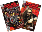 Brimstone and the Borderhounds Issue #9: Extinction Theory