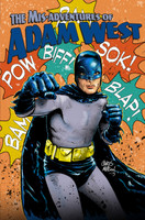 The Mis-Adventures of Adam West: Volume 3 Graphic Novel