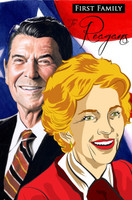 First Family: The Reagans Graphic Novel