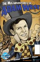 The Mis-Adventures of Adam West: Volume 2, Issue #1