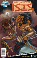 Legend of Isis: The First Flight of Horus #1
