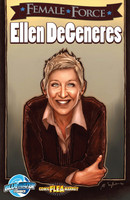 Female Force: Ellen DeGeneres EXCLUSIVE