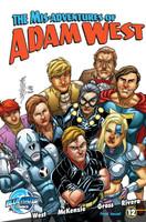 The Mis-Adventures of Adam West: Volume 2, Issue #12