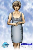 Female Force: Princess Diana