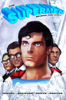 The Supermen Behind the Cape: Christopher Reeve, George Reeves, Jerry Siegel and Joe Shuster Graphic Novel