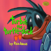 Turbie the Turtle-Duck