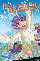 Baneberry Creek: Academy for Wayward Fairies #2