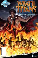 Wrath of the Titans: Revenge of Medusa Issue #4
