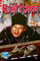 Vincent Price: Night Terror #1