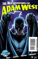 The Mis-Adventures of Adam West: Volume 1, Issue #4