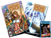 The Legend of Isis #2 (BONUS Flip Book/TWO books in ONE)