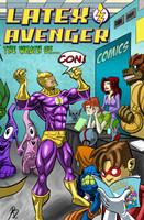 Latex Avenger: Wrath of Con