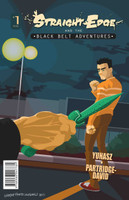 Straight Edge & the Black Belt ADVENTURES
