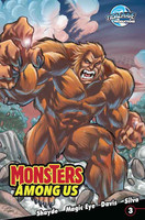 Monsters Among Us #3 (EXCLUSIVE)