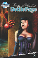 Fantasy World of Bettie Page #1 (EXCLUSIVE)