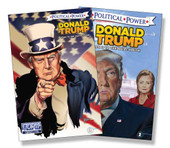Political Power: Donald Trump: Road to the White House