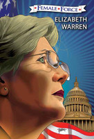 Female Force: Elizabeth Warren - Graphic Novel