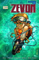 Zevon 7 Graphic Novel