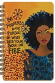 Soul on Fire Large Journal