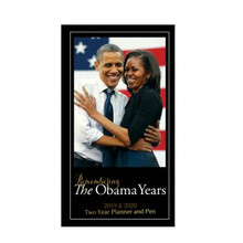 The Obama Years 2019-2020 African American Two Year Planner