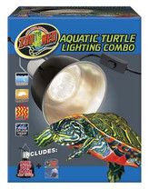 Zoo Med Aquatic Turtle Lighting Combo Pack
