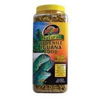 Zoo Med All Natural Juvenile Iguana Food 20oz
