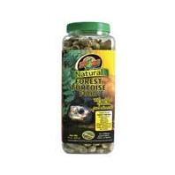 Zoo Med Natural Forest Tortoise Food 15oz