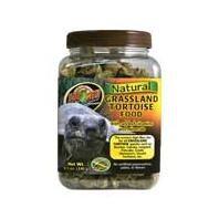 Zoo Med Natural Grassland Tortoise Food 8.5oz