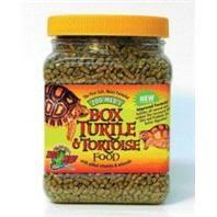 Zoo Med Natural Box Turtle Pellet Food 10oz